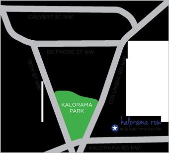 KaloramaRowMap