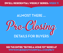 Pre Closing for Buyers