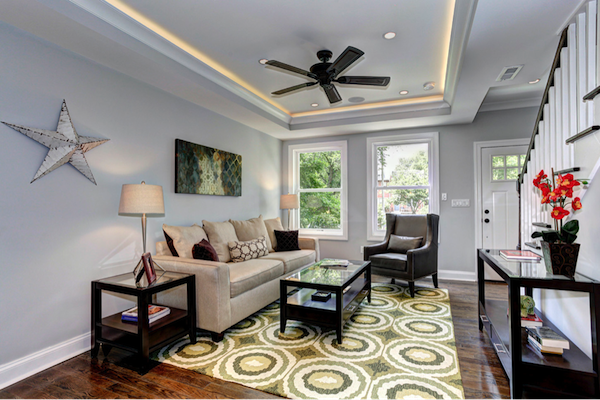 Exquisitely Renovated Row House In The Heart Of Capitol Hill