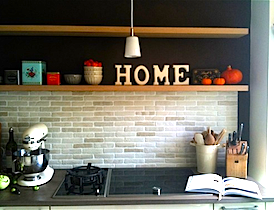 Home kitchen image