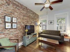 living room featured image