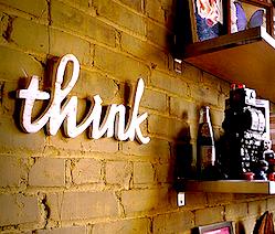 think wall