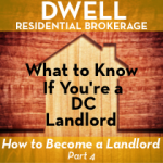 What to Know If You're a DC Landlord