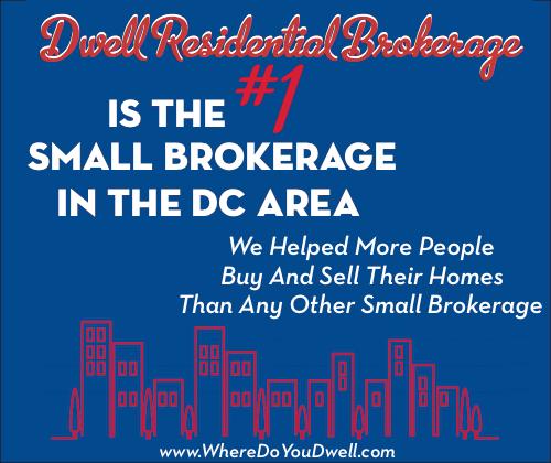 number 1 small brokerage