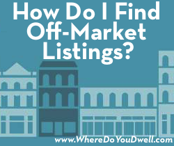 off market listings