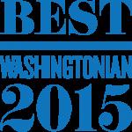 Washington DC's Best Real Estate Agents by Washingtonian Magazine 2015!