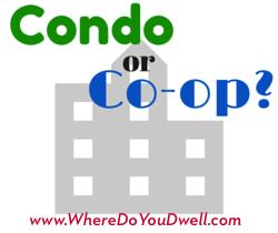 condo v coop image
