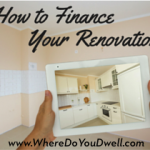 How to Finance Your Renovation