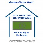 What to Say When You First Contact a Lender