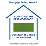 Dwell Residential's Secret to Getting The Best Rate (Shhhhh)