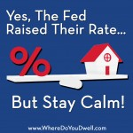 Yes, The Fed Raised Rates, But Stay Calm!