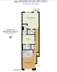 Brookland Floor Plan