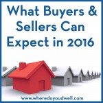 What Buyers and Sellers Can Expect in 2016