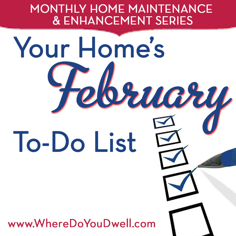 HH February do do list