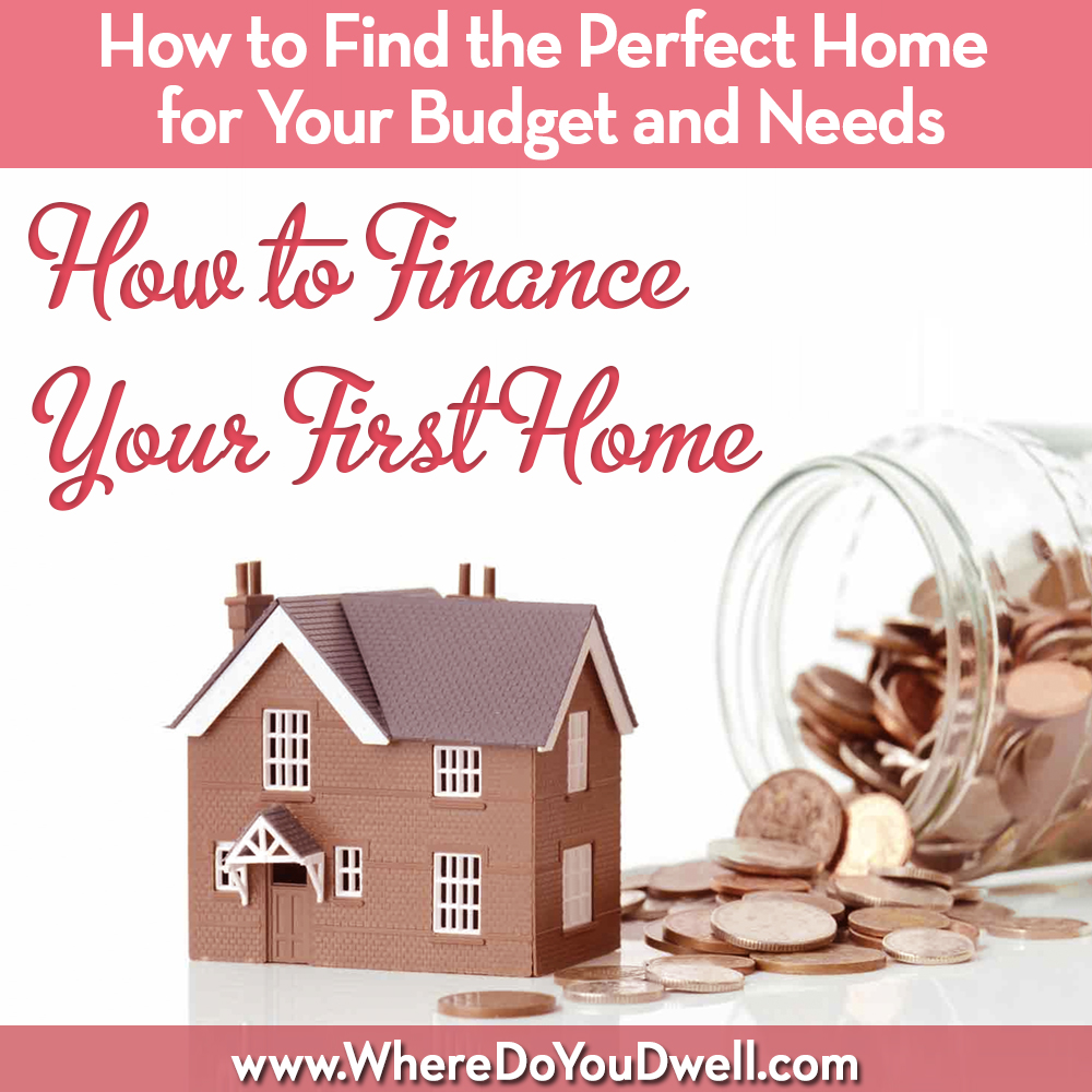how-to-finance-your-first-home-purchase