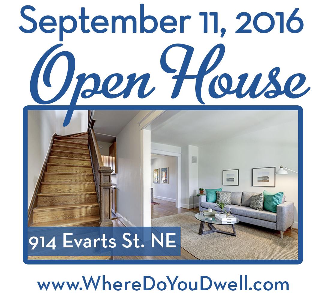 sept 11 open house facebook