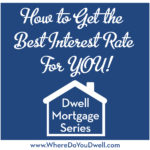 How to Get the Best Interest Rate for YOU