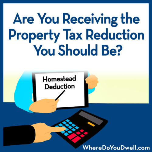 Dc Homestead Property Tax