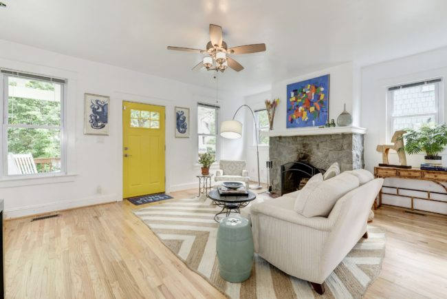 Tons Of Space Inside Out In 16th Street Heights